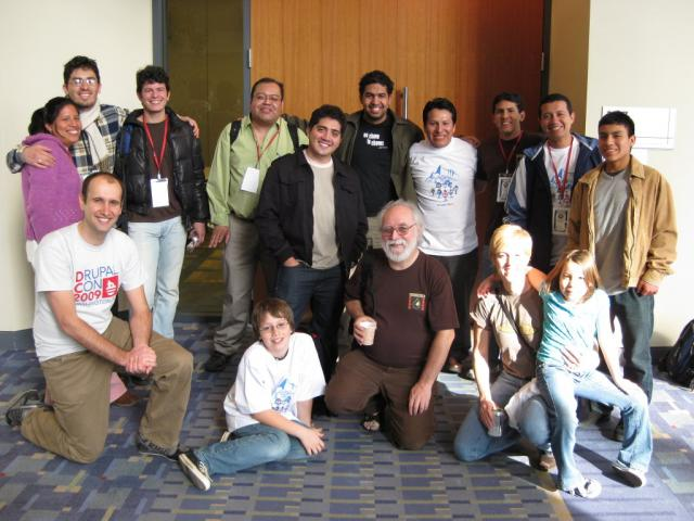 South American DrupalCon Organizing Committee